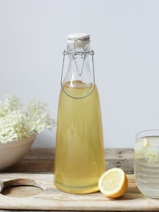 elder flower cordial